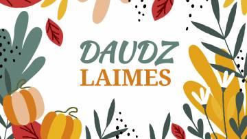 Daudz laimes_autumn