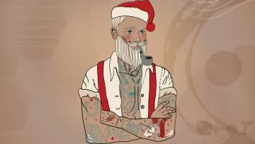 Ziemassvētki_hipster