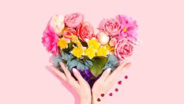 Ziedi_Sieviešu diena